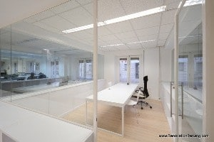 Office Partitioning Renovation