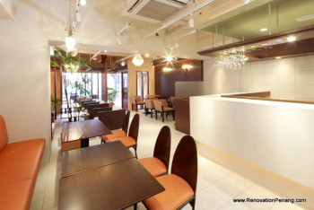 Restaurant Renovation Penang Malaysia
